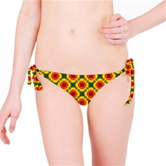 Cute Pretty Elegant Pattern Bikini Bottom