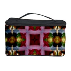 Cute Pretty Elegant Pattern Cosmetic Storage Case