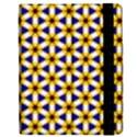 Cute Pretty Elegant Pattern Apple iPad 3/4 Flip Case View2