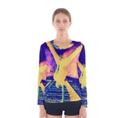 Yt1 Long Sleeve T-shirt (Women)