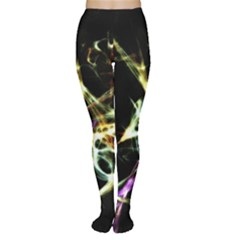 Futuristic Galaxy Dance  Tights