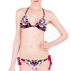 Officially Sexy Panther Collection Pink Bikini