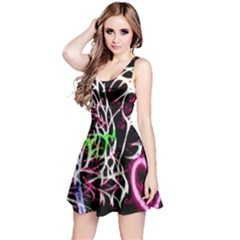 Officially Sexy Panther Collection Pink Sleeveless Dress