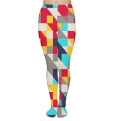 Colorful Shapes Tights