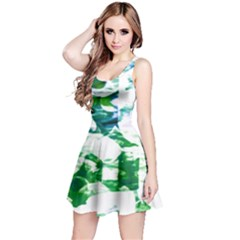 Officially Sexy Candy Collection Green Sleeveless Dress