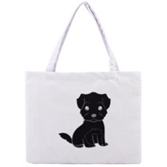 Affenpinscher Cartoon Tiny Tote Bag