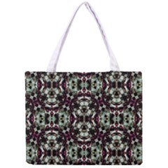 Geometric Grunge Tiny Tote Bag