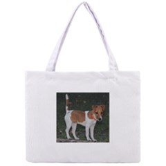 Jack Russell Terrier Full Tiny Tote Bag