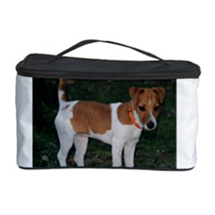 Jack Russell Terrier Full Cosmetic Storage Case