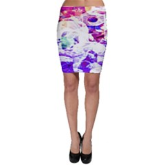 Officially Sexy Candy Collection Purple Bodycon Skirt
