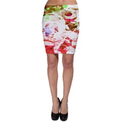 Officially Sexy Candy Collection Red Bodycon Skirt