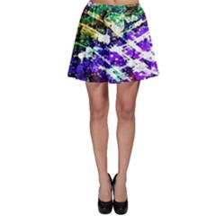 Officially Sexy Floating Hearts Collection Purple Skater Skirt