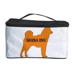 Shiba Inu Name Silo Color Cosmetic Storage Case