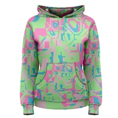 Pastel chaos Pullover Hoodie