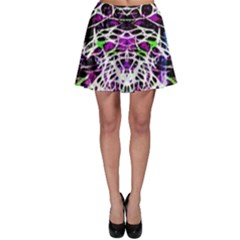 Officially Sexy Panther Collection Purple Skater Skirt