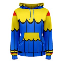 Colorful curtain Pullover Hoodie