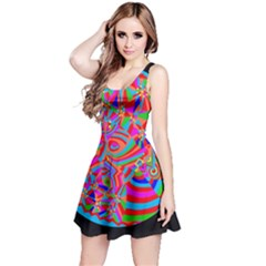 Magical Trance Sleeveless Dress