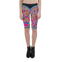 Magical Trance Cropped Leggings