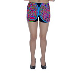 Magical Trance Skinny Shorts