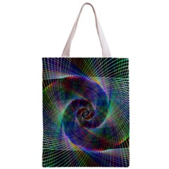 Psychedelic Spiral Classic Tote Bag