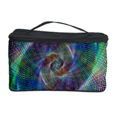 Psychedelic Spiral Cosmetic Storage Case