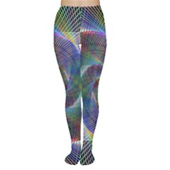 Psychedelic Spiral Tights