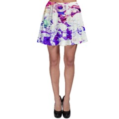 Officially Sexy Candy Collection Purple Skater Skirt
