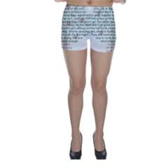Appletree Skinny Shorts
