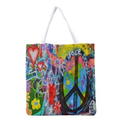 The Sixties Grocery Tote Bag