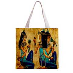 Egyptian Queens Grocery Tote Bag