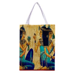 Egyptian Queens Classic Tote Bag