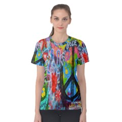 The Sixties Women s Cotton Tee