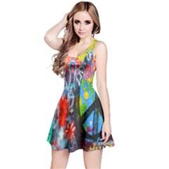 The Sixties Sleeveless Dress