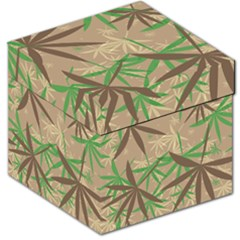Leaves Storage Stool