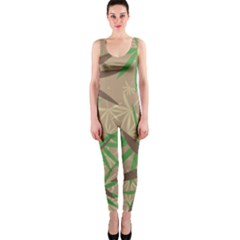 Leaves OnePiece Catsuit