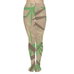 Leaves Tights