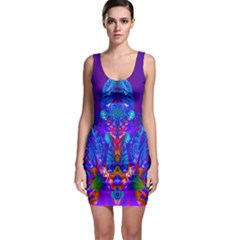 Insect Bodycon Dress