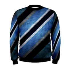 Geometric Stripes Print Men s Sweatshirt