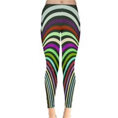 Symmetric Waves Leggings
