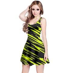Camouflage Sleeveless Dress