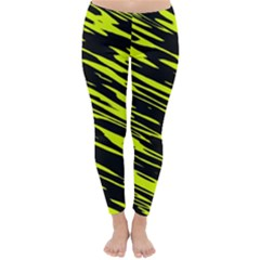 Camouflage Winter Leggings