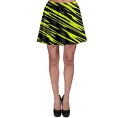 Camouflage Skater Skirt