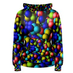 Colorful balls Pullover Hoodie