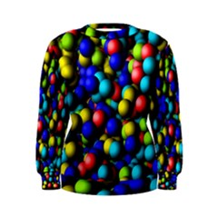 Colorful Balls Sweatshirt