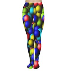 Colorful balls Tights