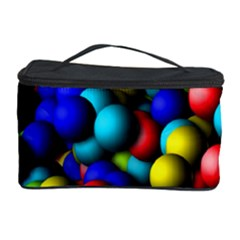 Colorful balls Cosmetic Storage Case