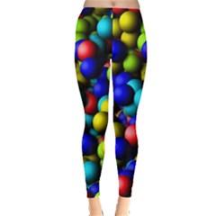 Colorful balls Leggings
