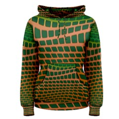 Distorted rectangles Pullover Hoodie