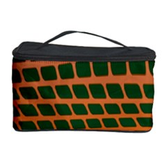 Distorted rectangles Cosmetic Storage Case