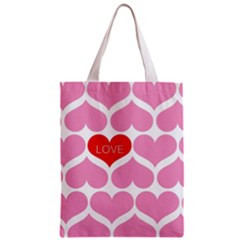 One Love Classic Tote Bag